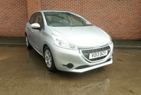 Used Peugeot 208 ACCESS PLUS Hartwell Supplied Vehicle From New, Full Service Hist