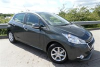 Used Peugeot 208 ACTIVE Hartwell Supplied Vehicle From New, Alloy Wheels, Air Conditioning,