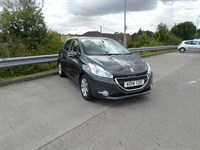 Used Peugeot 208 ACTIVE  Alloy Wheels, Air Conditioning, Power Steering, CD Player, 62.8 MPG