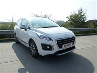 Used Peugeot 3008 Active (1.6 HDi FAP 115)