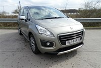 Used Peugeot 3008 HDI ACTIVE  Hartwell Demonstrator, High Seating Position, 58.9 MPG Combined