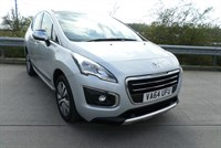 Used Peugeot 3008 HDI ACTIVE Automatic, High Seating Position, ??20 RFL, 67.3 MPG Com