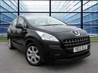 Used Peugeot 3008 ACTIVE HDI  54.3 MPG Combined, High Seating Position, Air Conditioniing, Re
