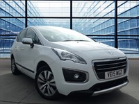 Used Peugeot 3008 PURETECH S/S ACTIVE  17 Inch Alloy Wheels, Air Conditioning, Rear Parking A