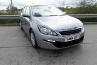 Used Peugeot 308 HDI SW ACCESS £FREE RFL, Estate, 76.4 MPG Combined, Thatcham