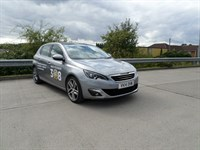 Used Peugeot 308 Allure (1.6 e-HDi 115 Start/Stop)
