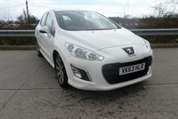 Used Peugeot 308 E-HDI ACTIVE NAVIGATION VERSION  Hartwell Supplied Vehicle From New, Full H