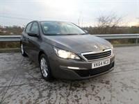 Used Peugeot 308 E-THP ACTIVE Sat Nav, Auto Headlights, Alloy Wheels, Climate Control, Bluet
