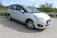 Used Peugeot 5008 HDI ACTIVE 7 Seat , Alloy Wheels, Cruise Control, Speed Limiter, Hig