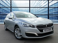 Used Peugeot 508 508 E-HDI SW ACTIVE  65.7 MPG Combined, £20 RFL, LED Running Lights, Clim