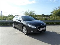 Used Peugeot 508 508 SW Active Nav (2.0 HDi 140)
