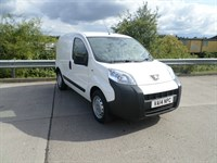 Used Peugeot Bipper S (HDi 75)