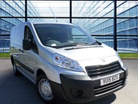 Used Peugeot Expert HDI 1000 L1H1 Full Steel Bulkhead, Fully Plylined, Power Steering,
