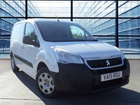 Used Peugeot Partner HDI PROFESSIONAL 625  Sat Nav, Plylined, Manual Air Conditioning, Plylined