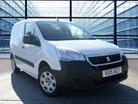 Used Peugeot Partner HDI PROFESSIONAL 625 Sat Nav, Air Conditioning, Bluetooth, Heate