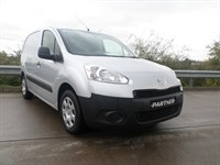 Used Peugeot Partner Professional L1 625 (HDI 75)