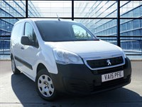 Used Peugeot Partner HDI PROFESSIONAL 625  Sat Nav, Plylined, Air Conditioning, Bluetooth, Elect