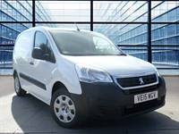 Used Peugeot Partner HDI PROFESSIONAL 625  Sat Nav, Plylined, Air Conditioning, Bluetooth
