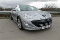Used Peugeot RCZ THP SPORT Hartwell Vehicle Supplied From New, Turbo 156 BHP Engine, Al
