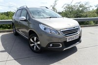 Used Peugeot 2008 E-HDI ALLURE  £20 RFL, 70.6 MPG Combined, Climate Control, Bluetooth,