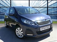 Used Peugeot 108 ACTIVE 68.9 MPG Combined, £FREE RFL, Air Conditioning, Colour Coded