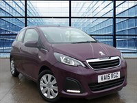 Used Peugeot 108 ACTIVE TOP Open Air Driving Has Never Been Cheaper !! Conditioning, 7 I