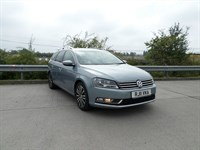 Used VW Passat Sport (TDi 170 DSG BlueMotion)