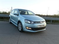 Used VW Polo BLUEMOTION TDI