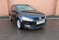 Used VW Polo MATCH  Alloy Wheels, Air Conditioning, 51.4 MPG, Power Steering, Full Servi