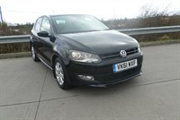 Used VW Polo MATCH  Power Steering, Air Conditioning, 51.4 MPG Combined