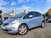 Used Honda Jazz EX (i-VTEC i-Shift)