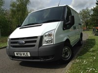 Used Ford Transit 280 Base SWB L/Roof TDCI 85PS ONE FORD OWNER AND FULL PLY