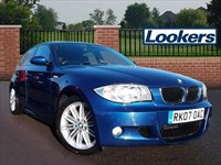 Used BMW 118d 1-series M Sport 5dr