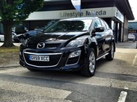 Used Mazda CX-7 Sport Tech Nav D AWD