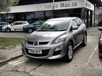 Used Mazda CX-7 Sport Tech (MZR-CD) with Nav and reversing camera
