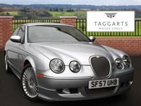 Used Jaguar S-Type 2.7d V6 XS 4dr Auto