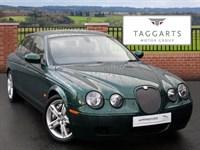 Used Jaguar S-Type V8 R 4dr Auto