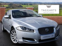 Used Jaguar XF 3.0d V6 Luxury 4dr Auto