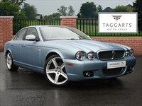 Used Jaguar XJ XJseries TDVi Sovereign 4dr Auto