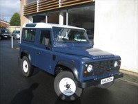 Used Land Rover Defender Station Wagon TDCi [2.2]