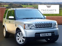 Used Land Rover Discovery SDV6 GS 5dr Auto