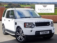 Used Land Rover Discovery SDV6 Landmark LE 5dr Auto