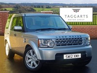 Used Land Rover Discovery SDV6 255 GS 5dr Auto