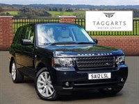 Used Land Rover Range Rover TDV8 Vogue SE 4dr Auto