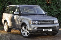 Used Land Rover Range Rover Sport SDV6 HSE Black Edition 5dr Auto