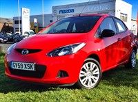 Used Mazda Mazda2 TS 5DR (75PS)