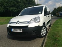 Used Citroen Berlingo 625 LX HDi 75 ONE OWNER, LOW MILES AND FULL PLY