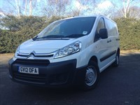 Used Citroen Dispatch 1000 L1H1 ENTERPRISE HDI 90 BHP AIR CON, REAR PARKING AID, BLUETOOTH AND