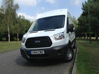 Used Ford Transit 350 BASE L3 H3 RWD TDCI 125PS AIR CON AND HEATED SCREEN