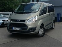 Used Ford Transit All New Custom Trend 8 Seater SWB L/R TDCI 125 PS